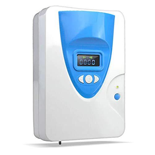 gridinlux | OZONO | Generador Ozono | Purificador de Aire y Agua | Esterilizador | Ozonizador doméstico | Portátil | Superficies de 100m2 | 14W