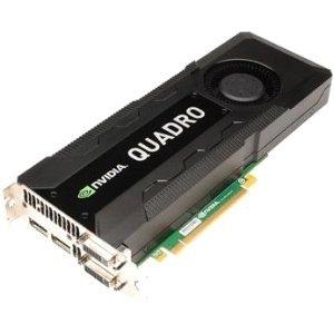 Pny Quadro K5000 Grafikkarte, 4 GB DDR5 Sdram . Pci Express 3.0 . 4096 x 2160 . SLI . G. Sync . Lüfterkühler . Directx 11.0, Opengl 4.3 . Displayport . Dvi Produkttyp: Grafikkarten/Grafikkarten