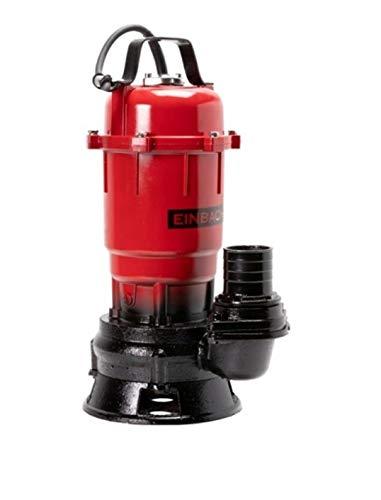 Schmutzwasserpumpe Fäkalienpumpe 550 W 18000 L/Std Tauchpumpe Profi Schutzschalter