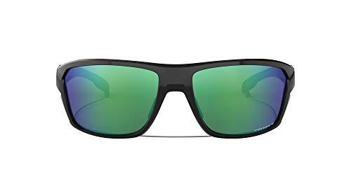 Oakley Men's OO9416 Split Shot Rectangular Sunglasses, Polished...