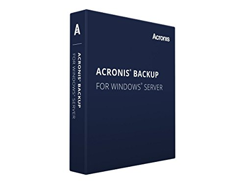 Acronis Backup f/Windows Server(v11.5)