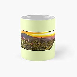 Tennessee's Mountain Playground | Best 11 Oz Ceramic Coffee Mug Gift