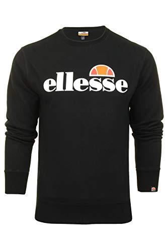 ellesse Herren Sl Succiso Sweatshirt, schwarz, S