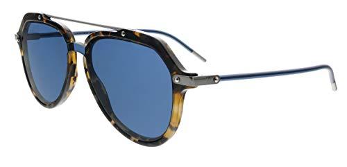 Dolce & Gabbana 0DG4330 Gafas de sol, Blue Havana, 45 para Hombre