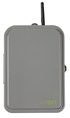 WiOn 50054 Outdoor Wi-Fi Smart Box Wireless Time Switch