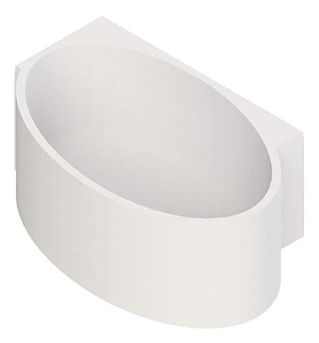 Illbruck Poresta Wannenträger für Bette Pool I Oval Badewanne 6052, 161x102cm, Links