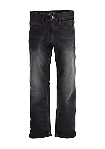 s.Oliver RED LABEL Jungen Pete: Warme Stretchjeans grey 176.SLIM