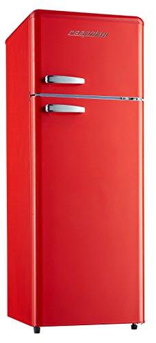 respekta Retro Frigorífico nevera y congelador frigorífico kg 146 Rojo A + + Clase de eficiencia energética A++