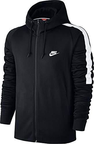 Nike - Sweat-Shirt - Homme XXL Nero (Nero/Bianco)