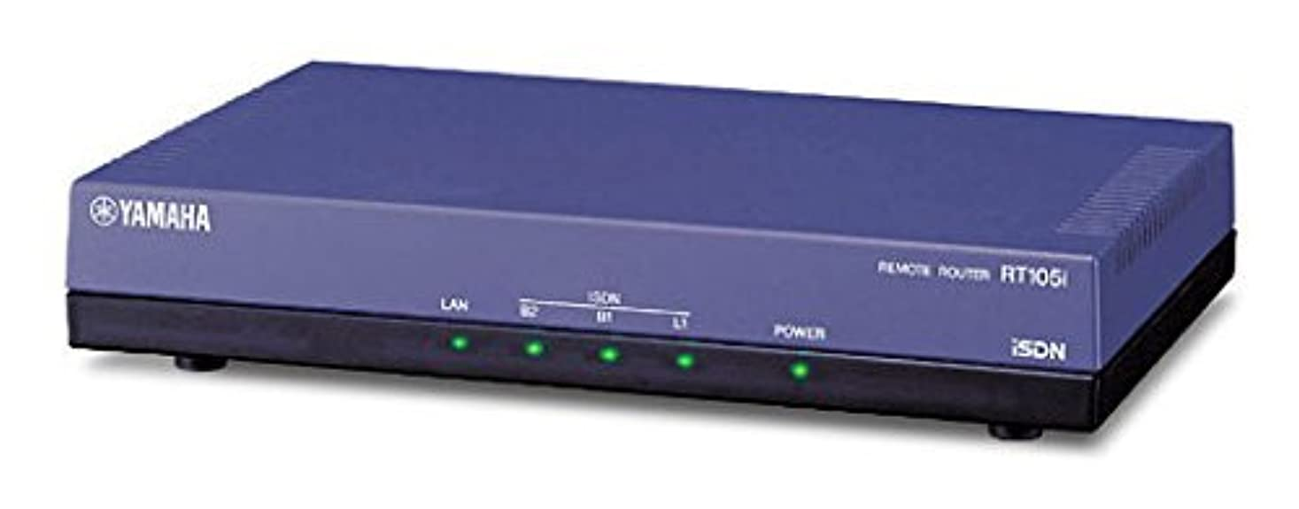 YAMAHA RT105i ISDN回線対応ネットワークルーター