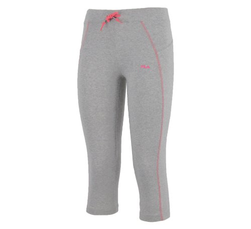 Fila Riana Damen ¾ Hose, Sporthose, Laufleggings, Leggings, Outdoor Joggen, Tights, Gr. XS
