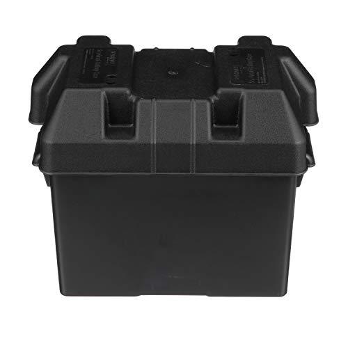 Seachoice 50-22060 Caja portabaterías, grupo 24, negro, 0