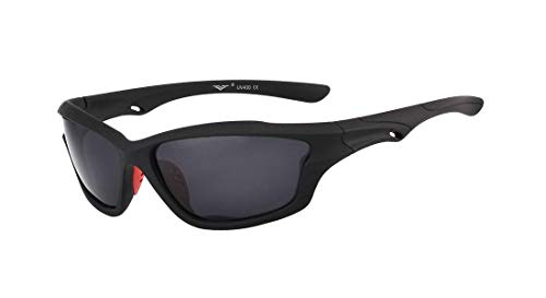 VertX Men's Polarized Sunglasses Sport Cycling Running Outdoor w/free Microfiber Pouch