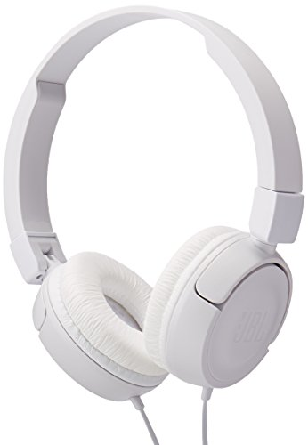 JBL Pure Bass Sound T450 Wired On-Ear Headphones ...
