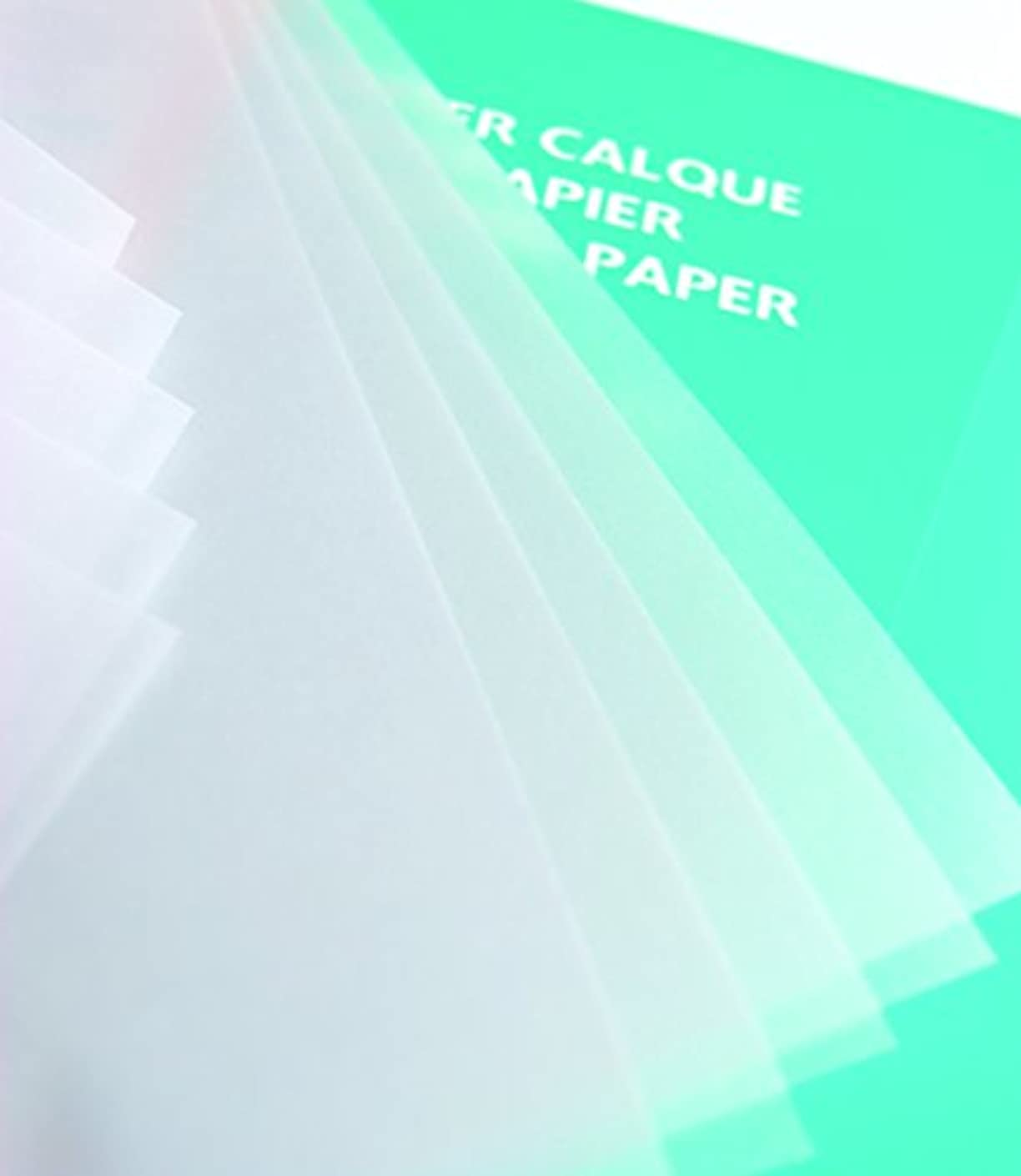 Clairefontaine A1 Tracing Paper, 90/95 g, 10 Sheets