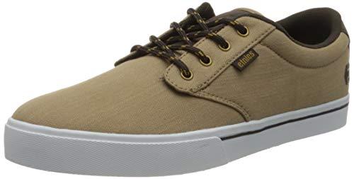 Etnies Jameson 2 Eco, Zapatillas de Skateboard Hombre, Marrón (263/Tan/Brown/Gum 263), 42 EU