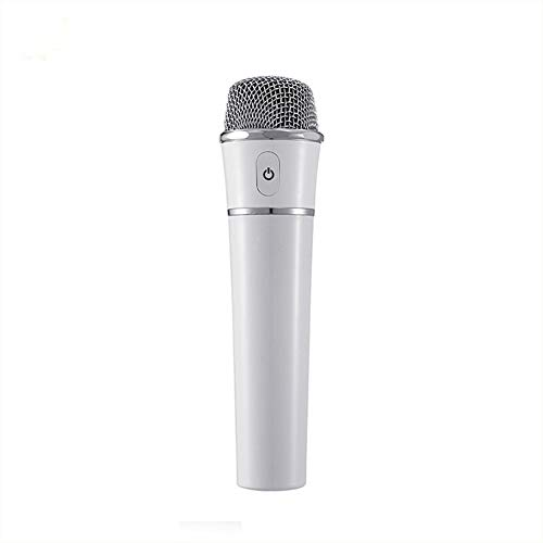 LIUGUANJIANG Micrófono inalámbrico Micrófono de Mano Varilla Mylar...