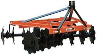 King Kutter XB Angle Frame Disc Harrow - 5ft. Model Number 14-16-N-XB