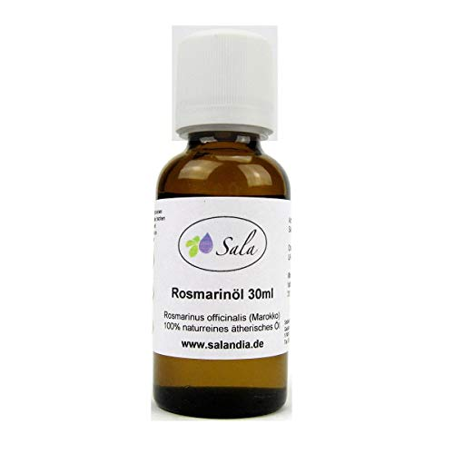 Sala Olio essenziale di rosmarino Cineol naturale 30 ml