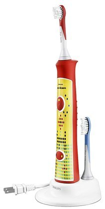 Philips Sonicare for Kids HX6311/02 Rechargeable Toothbrush...