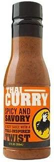 Buffalo Wild Wings Sauce (Thai Curry) 12oz