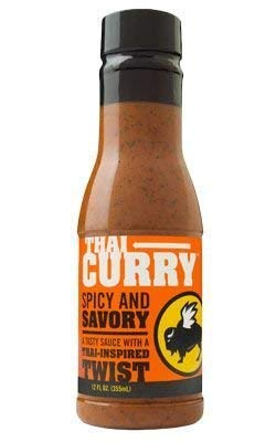Buffalo Wild Wings Sauce (Thai Curry) 12oz