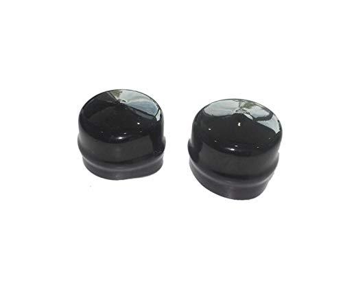 NewTWO(2) Axle Caps for Husqvarna Craftsman Replaces 532104757 104757X428 104757