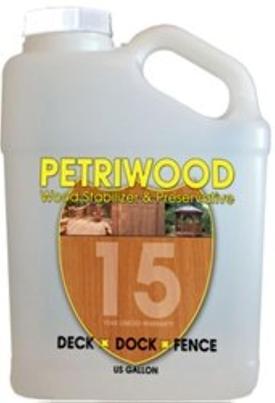Petri-Wood Concrete Pentrant & Wood Sealer