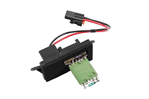 ACDelco 22807122 GM Original Equipment Heating and Air Conditioning Blower Motor Resistor