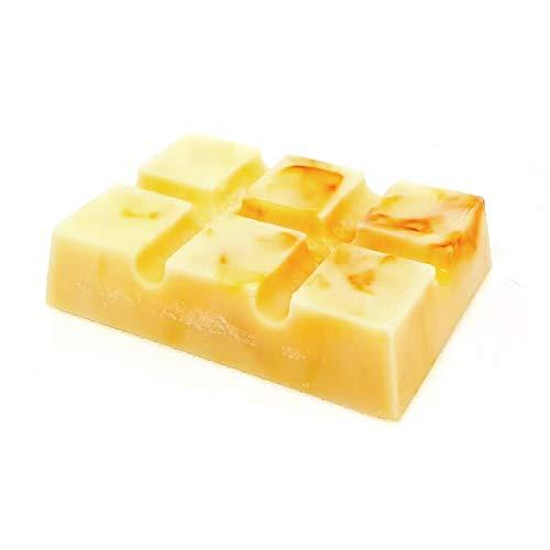 Matty's Candles® Premium Hochduftende vegane Sojawachs Schmelzklammern, geeignet für Veganer, umweltfreundliche Verpackung Prosecco & Clementine