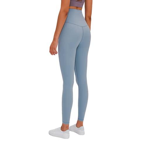QTJY Fitness Stretch Cintura Alta Levantamiento de Cadera Pantalones de Yoga para Mujer Leggings de Secado rápido Pantalones de Fitness al Aire Libre Pantalones de Yoga JM