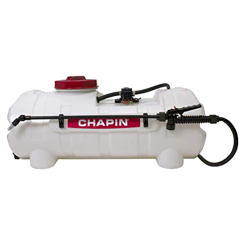 Chapin International 97200B 15-Gallon, 12-Volt EZ Mount Fertilizer Herbicide and Pesticide Spot Sprayer