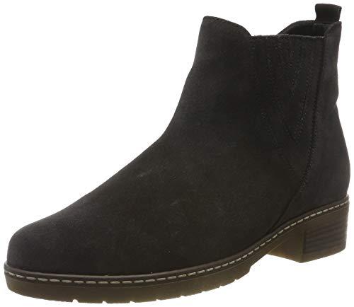 Gabor Shoes Damen Comfort Sport Stiefeletten, Grau (Dark-Grey (Micro) 39), 40 EU