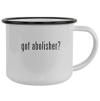 got abolisher? - 12oz Camping Mug Stainless Steel Black