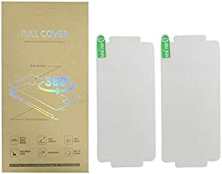 Oppo A57 Front and Back Gelatin Screen Protector 360 Degrees - Clear Transparent