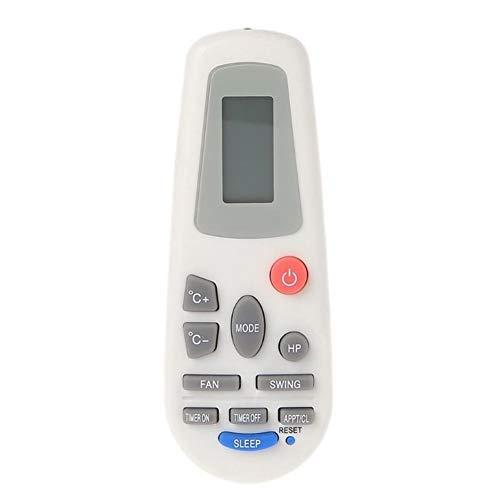 QHKS Remote Controls Air Conditioner Remote Controller For Hisense RCH-5028NA RCH-3218 RCH-2302na (Color : WHITE)