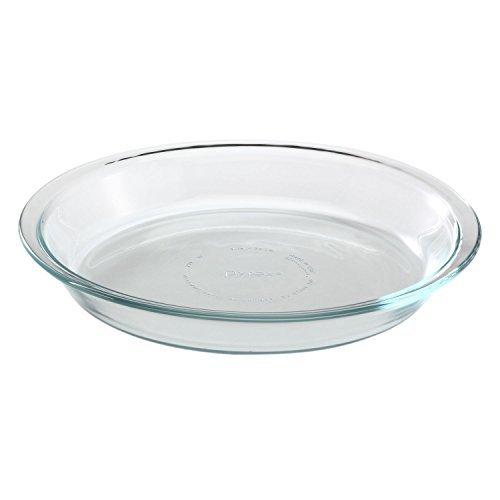 Pyrex Pyrex - Plato de cristal para horno (9 x 1,2 cm)