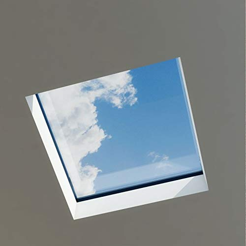 Thermolight Skylight Flat Roof Lantern Rooflight Glazed 1700mm x 1200mm