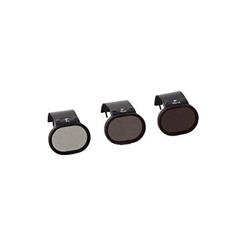 PolarPro Standard Series Filter 3-Pack (CP, ND8, ND16) for DJI Spark
