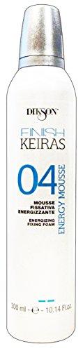 DIKSON Keiras schiuma energy 4 300 ml. - articoli per capelli