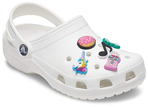 Crocs Jibbitz 5-Pack Shoe Charms for Her | Jibbitz for Crocs, The Sweet Life, Small