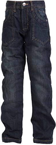 Bull-it Kinder Vintage Blauw SR-6 Skate BMX Skateboard Motorfiets Jeans