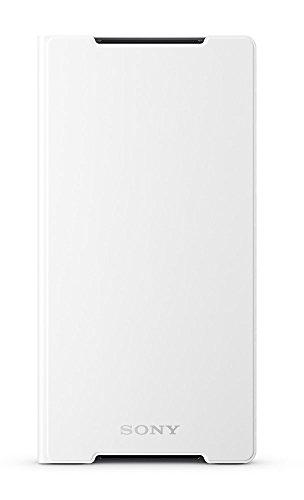 Sony SCR10 Schützhülle für Sony Xperia Z2 mit Standfuß weiß