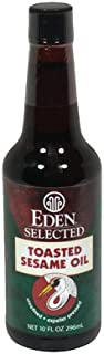 Eden Foods Sesame Oil Toasted 10-Ounce (Pack of 3)