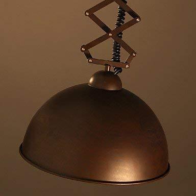 Moderne kroonluchters plafondlampen hanglamp zwart smeedijzeren kroonluchters flexibele industriële magazijn koffie deksel schaduw kroonluchter 3C ce Fcc Rohs voor woonkamer slaapkamer, katylen-kroonluchter