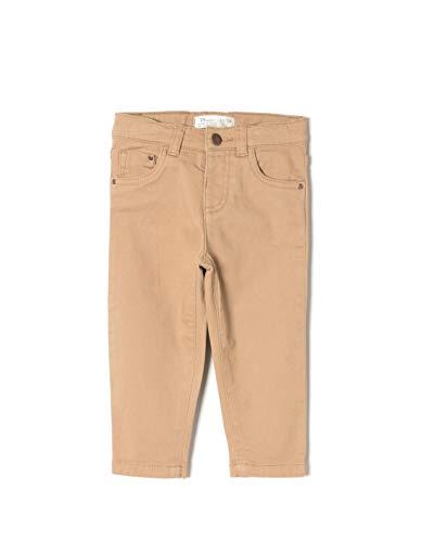 ZIPPY ZTB0401_455_1 Pantalones, Marrón (Tannim 205), (Tamaño del Fabricante:12/18M) para Bebés