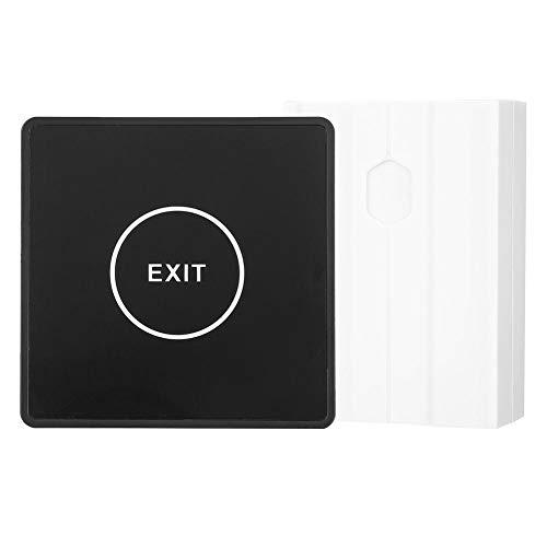 Sicherheitsschalter, Stilvoller ABS Touchscreen NO/NC/COM Zweifarbige LED Lichtanzeige mit Drei Ausgängen