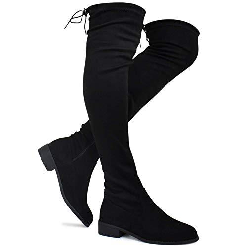 Premier Standard - Women's Fashion Comfy Vegan Suede...