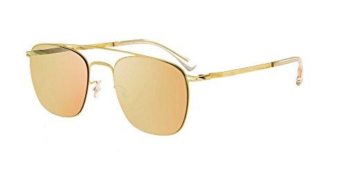 Mykita Sonnenbrillen TORGE CHAMPAGNE GOLD/CHAMPAGNE GOLD Damenbrillen