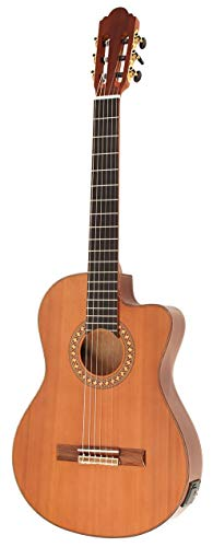 HÖFNER HC504-TCE Thinline Carmencita Elektro-Akustik-Gitarre 4/4